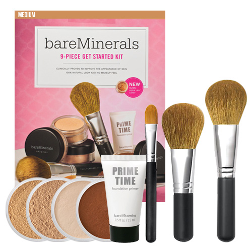 August Bare Minerals starter kit