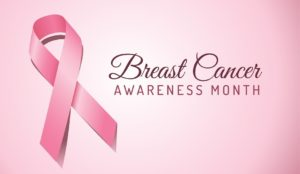 Breast Cancer Awareness Silk Salon Paisley