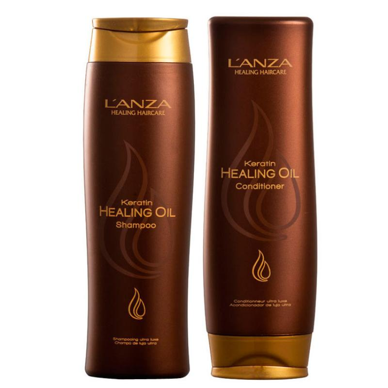 Silk Salon Paisley Lanza Healing Oil