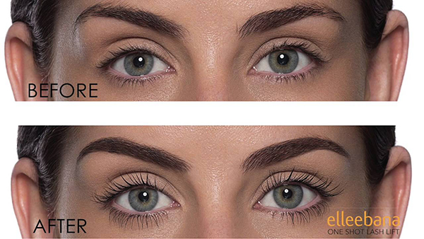 Silk Salon Paisley Lash Lift Treatment