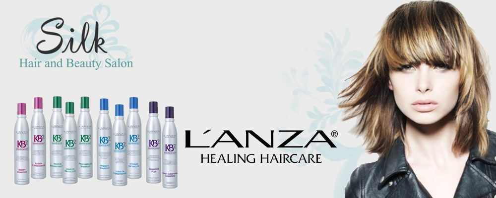 Lanza Hair care Silk Salon Paisley